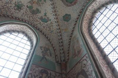 -20- デザイン満喫!デンマーク刺繍など手仕事にふれる北欧10日間 =世界遺産の旅 ロスキレ大聖堂へ 2=
