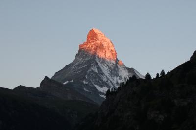 2012夏のスイス7泊8日★6 ツェルマット