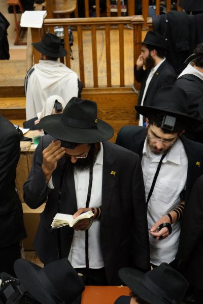 超正統脈 Jewish Tour :ここはイスラエルではありません