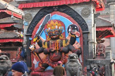 カトマンドゥ ダルバール広場~民族舞踊の夜 ■ネパールの旅 9/11■