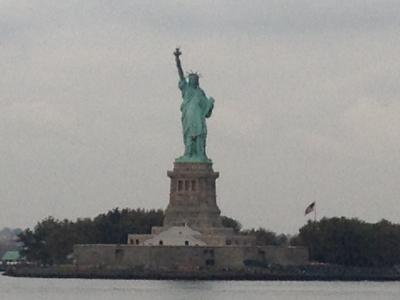 2012年10月 ニューヨーク旅行記2日目 市内観光編