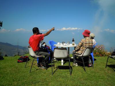 素晴らしいネパール旅行、その人々と街とヒマラヤ絶景