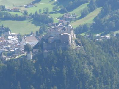 ドイツアルプスからチロル、ドロミテ、ザルツカンマーグートへ 【60】ヴェルフェンへ