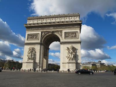 84歳の姑を連れて 初フランス旅行 2012