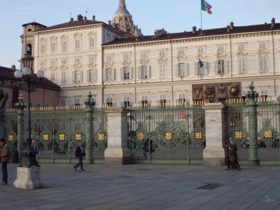北イタリア「トリノ観光1」