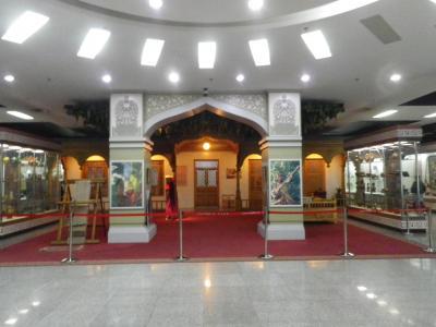 中国 「行った所・見た所」 鳥魯木斉 ③ (新疆ウイルグ自治区博物館)