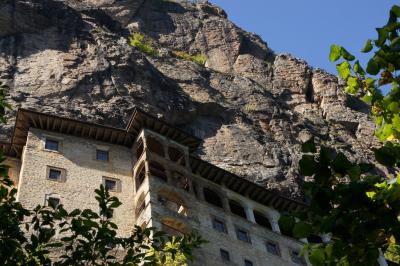 20120929 トラブゾン スュメラ僧院ツアー