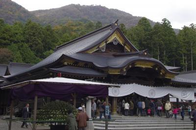 新潟県 ~弥彦神社・弥彦菊まつり~+ちょっと寄り道~
