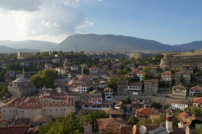 20121006 サフランボル バス移動と、世界遺産の町を少し散歩…
