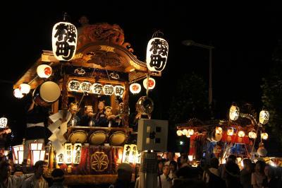 熊谷のうちわ祭りから、前橋で一泊して谷川岳&富岡製糸場へ ~夏の北関東をつまみ食いです~