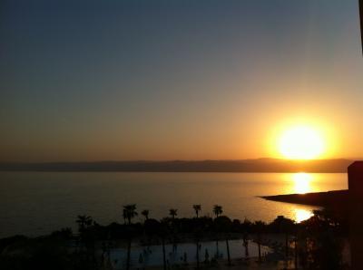 2012夏旅行第3弾・ヨルダン&トルコ -死海リゾートまったり編-