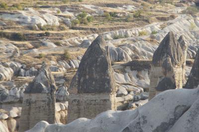 20121012 カッパドキア アンカラからの移動と、奇岩見学