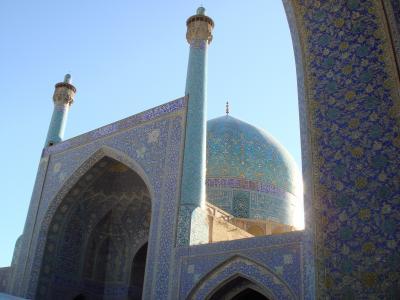 イランⅡ~ペルシャの文化に圧倒されたーっ!