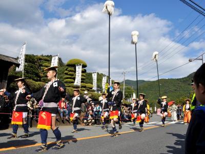 「 甲州街道 小原宿本陣祭 大名行列 」 2012