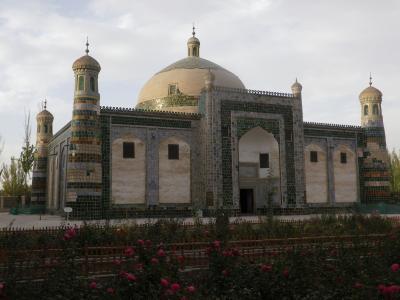 中国 「行った所・見た所」 喀什(カシュガル) ① アパク・ホージャ墓