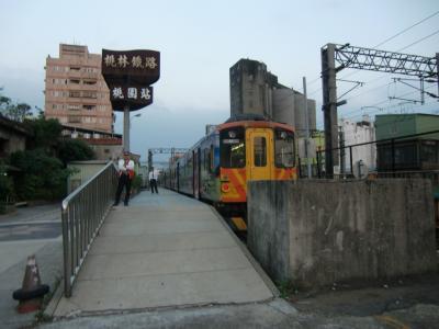 桃林鐡路(林口線)の旅