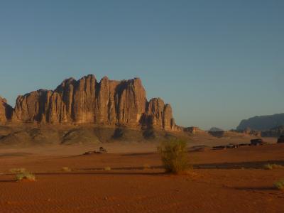 201209中東の旅④ヨルダン~アンマン、ワディラム~