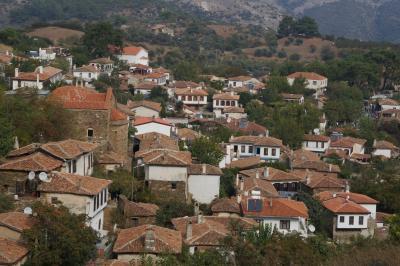20121025 セルチュク シリンジェ村と、エフェス博物館と