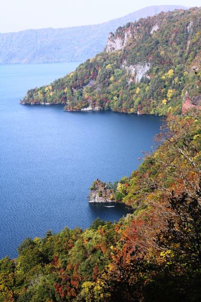 那須・東北・日光の紅葉を求めて3,000kmの旅(十和田湖・八幡平・乳頭温泉郷)