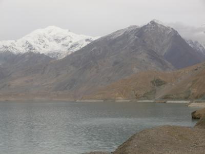 中国 「行った所・見た所」 喀什(カシュガル) ② カラクリ湖