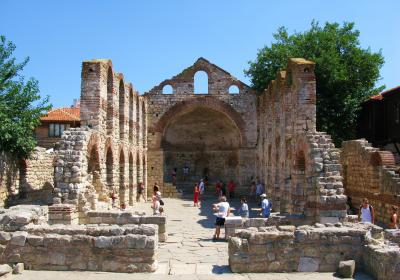 ブルガリア~イスタンブール紀行(6) 黒海に浮かぶ世界遺産都市ネセバルとブルガリアの旅の終わり