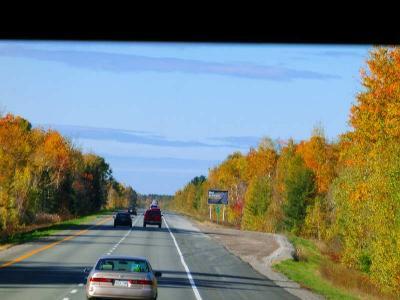 セレブリティ・サミットで行くカナダ・米国東海岸クルーズ(9日目:ケベック寄港・ローレンシャン高原へのドライブ)