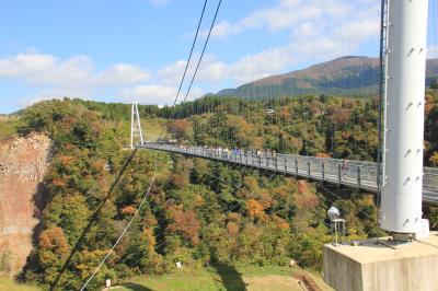 10月終わりに福岡・大分・熊本の有名どころを一回りしてきました。(3日目)