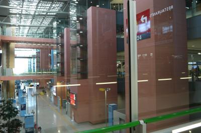 年末年始を電車で巡る北ドイツ一人旅 1 準備~関西空港ラウンジ編