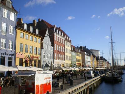 北欧3カ国ハイライトツアー(その4 デンマーク~コペンハーゲン市内観光)