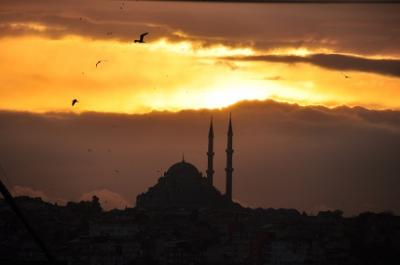2012スタアラ世界周遊航空券で1か月間で地球一周の旅~#3トランジットのイスタンブール