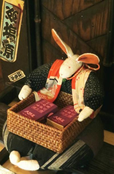 Japan なんてラブリーなジャパン! 神田明神の甘酒屋さん
