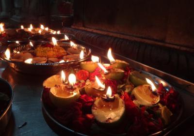 ラクシュミーに恋をして Happy Deepavali