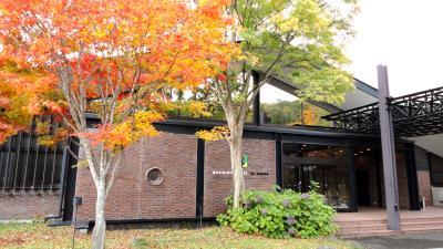 2012秋☆野尻湖ホテル☆エルボスコ☆紅葉