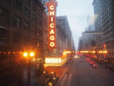 NY→シカゴへ