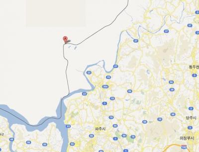 2012北朝鮮 軍事境界線 -DeMilitarized Zone- 板門店