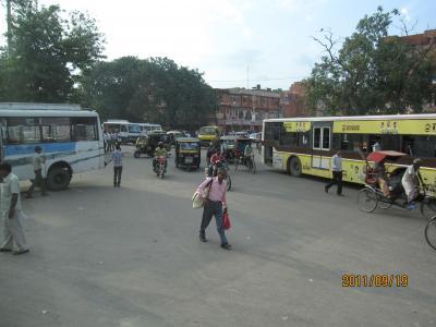 混沌としたインドの中で、心に焼きついたジャイプールの人と街