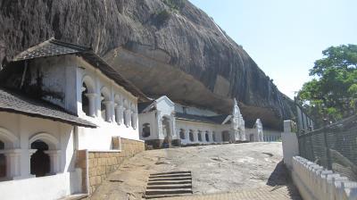 秋のタイ/スリランカ旅行2012その2-2 ~ブラブラ、ダンブッラ~