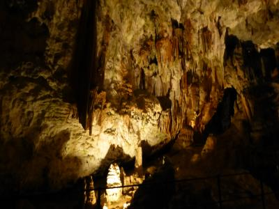 2012 クロアチア・スロベニアの旅 3 スロベニアで洞窟めぐり
