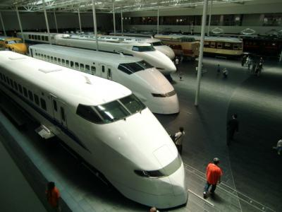 名古屋・リニア鉄道館「夢と思い出のミュージアム」に行ってきました Vol 2