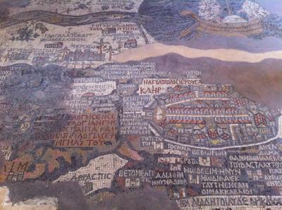 2012夏旅行第3弾・ヨルダン&トルコ  -マダバでモザイクめぐり編-