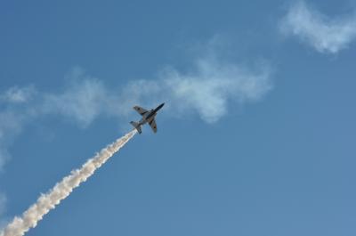 エア・フェスタ浜松2012...初めて航空ショーに行ってきました。