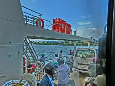 ベトナム・カンボジア二人旅日記2012(13)サイゴン→プノンペン(カンボジア)