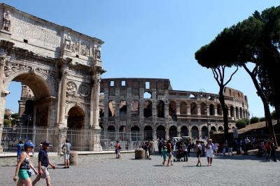 2012夏のローマ&ポンペイ3泊4日★1 ローマ
