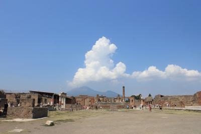 2012夏のローマ&ポンペイ3泊4日★2 ポンペイ