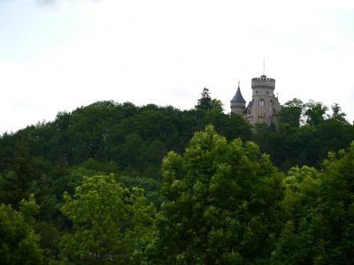 ちゃあちゃんマイニンゲンで古城に泊まり,やっぱり迷子になる