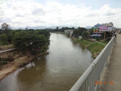 タイ・メーソート&ミャンマー・ミャワディの旅