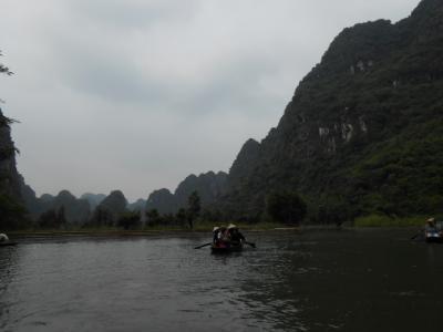 北ベトナムの旅 3日目古都ホアルー観光