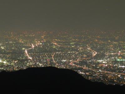 神戸の夜景にスヌーピーを見た!?◆2012年秋/神戸→琴平→祖谷→有馬の旅≪その1≫