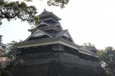 くまもんに沸く熊本加藤神社を参拝