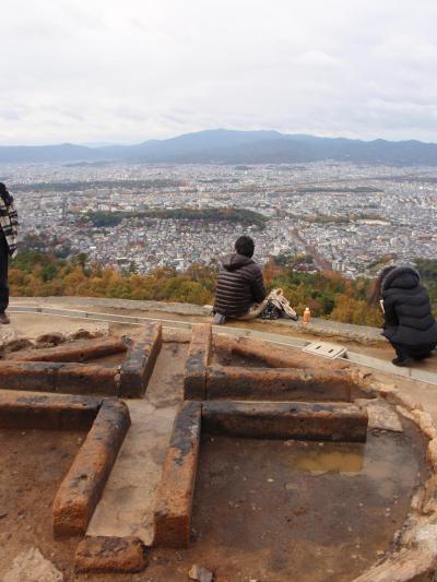 大文字山に登ってきました
